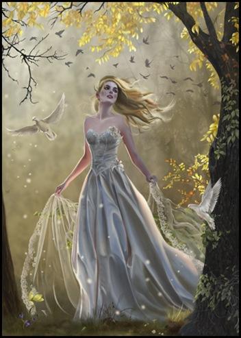 gold faery