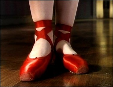 from the movie 'The Red Shoes' 1948