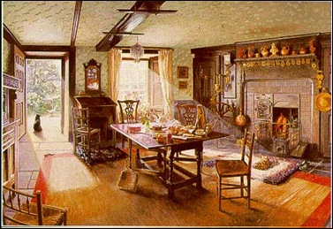 'Teatime at Hill Top' by Stephen Darbishire.