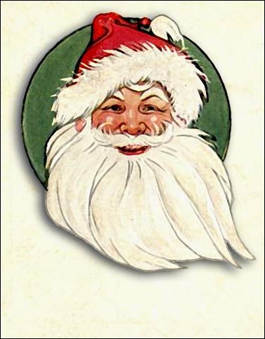 santa-vintage
