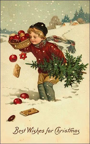 Artfull Delight: ~Vintage Kerst!