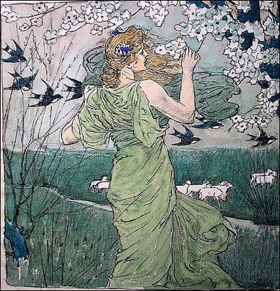 by Louis Rhead