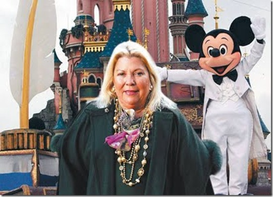 carrio disney