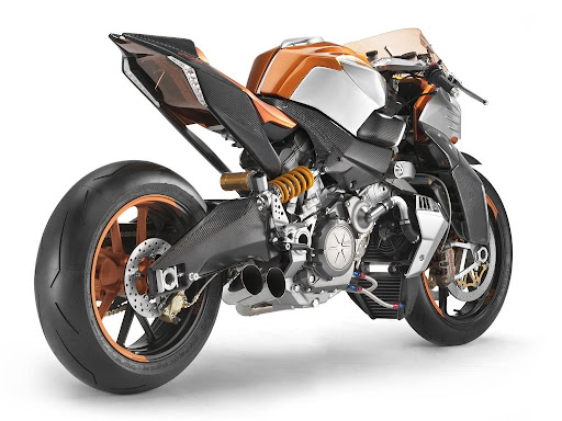 2009 Aprilia FV2 1200 Concept Motorcycle