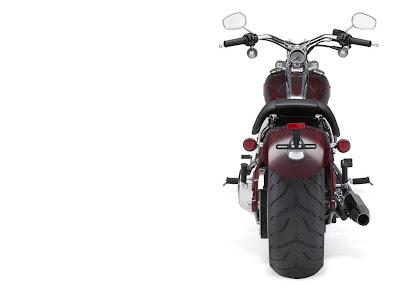 Harley Davidson FXCWC 2009