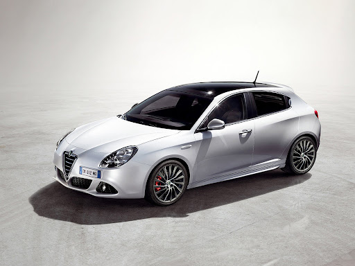 Alfa Romeo Giulietta (2011)