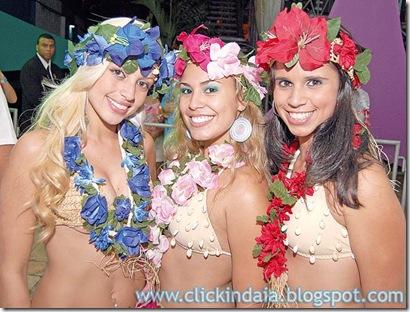 Tejusa - Fabíola, Letícia e Mariana