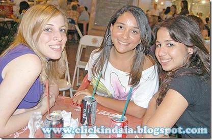 Padroeira - Ana Paula, Juliane e Ana Raquel