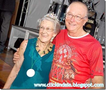 Dona Glorinha: 82 anos de Folia (Crédito: Fábio Alexandre)