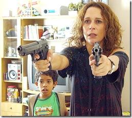 Andréa Beltrão em cena do filme (Crédito: Divulgação)