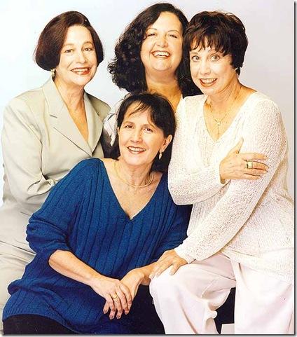 Quarteto em Cy (Crédito: Divulgação)