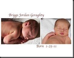 Briggs Jordan Geraghty
