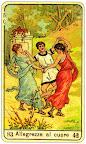 sprirale annuelle avec les sibilla della zingara Allegrezza
