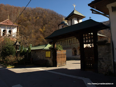 Manastirea Lainici