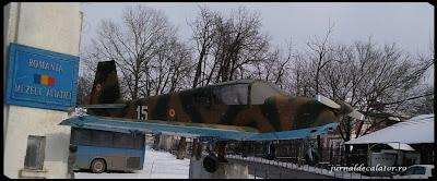 Bucureati, str. Fabrica de Glucoza nr. 2-4, sector 2 locul unde se afla Muzeul Aviatiei