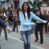 angie跳舞