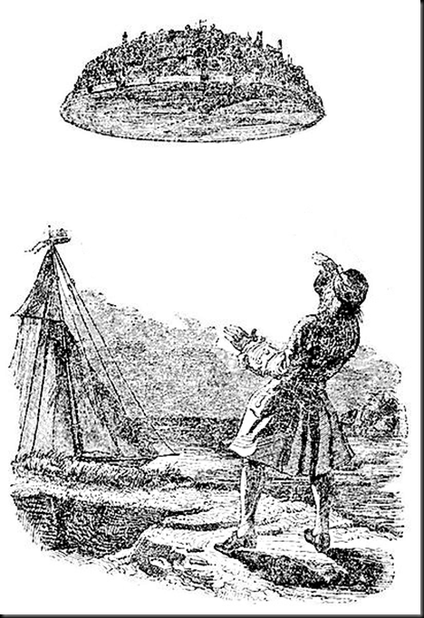 utopia in gulliver travels and paradise lost More's utopia protested contemporary english life by describing an ideal political state in a land called utopia, or nowhere land other early fictional utopias include various exotic communities in jonathan swift's famous gulliver's travels (1726.