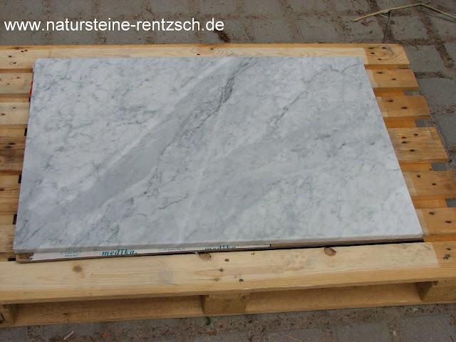 Tisch tischplatte marmor cararra weiss couchtisch stein ebay for Marmor tischplatte oval
