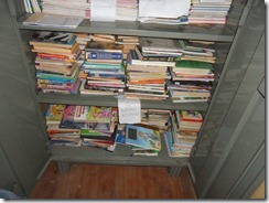 The sorted books 2