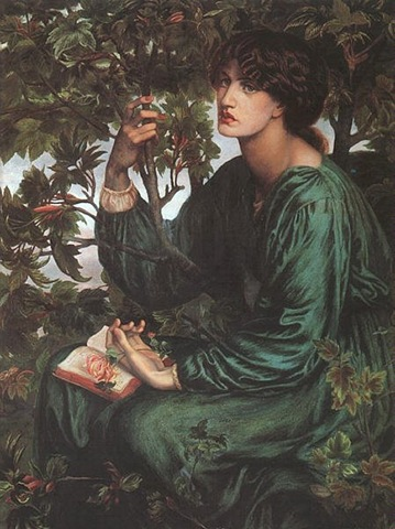 Rossetti - The Day Dream