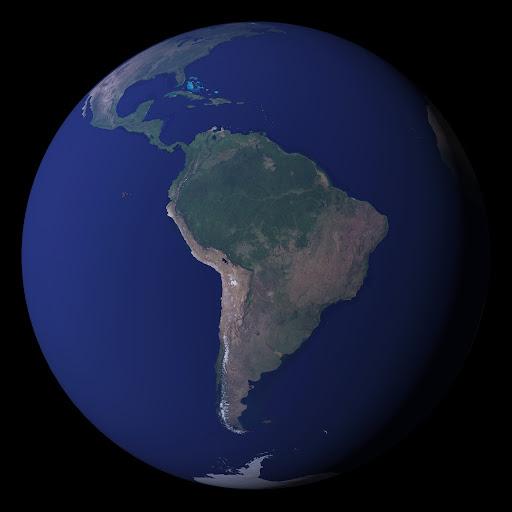 蓝色星球-地球-NASA