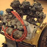 Saab 96 Monte Carlo Engine, Unrestored