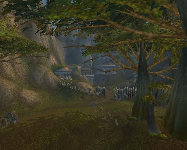 Dun Modr - wetlands