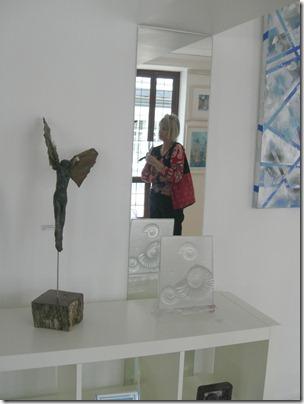Bronze at Yellow Kite Gallery