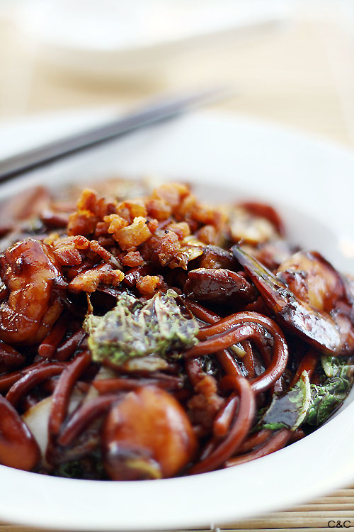 ... Mom! I'm on Rasa Malaysia! (with KL Hokkien Mee) - Citrus and Candy