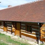 Maison en pans de bois réstauré