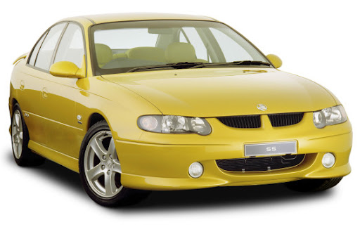 Holden Commodore Ss. VX Holden Commodore SS