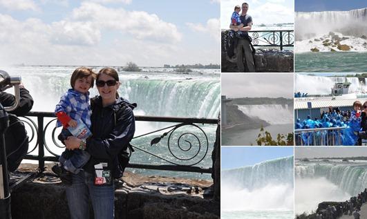 View Niagara Falls