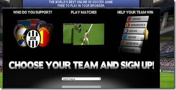 Power Soccer - Multiplayer action soccer in your browser_1270659611740