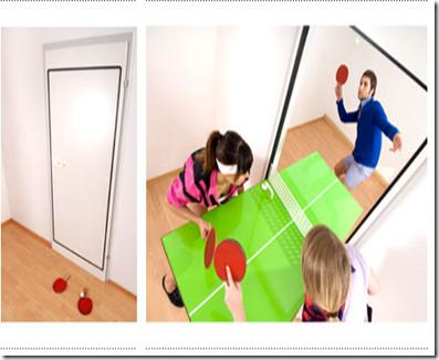 usa - masa de ping pong