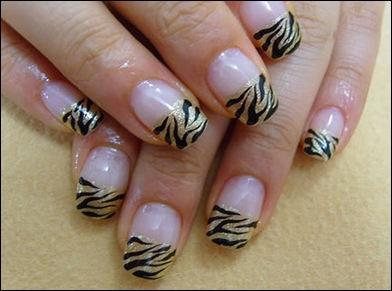 unghii-pictate.Zebra