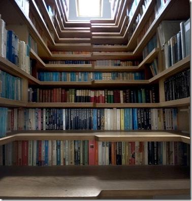 Stairs-Books