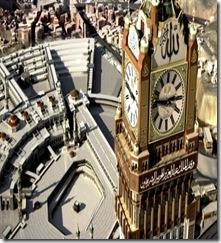 ceasul din Mecca