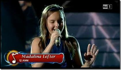 madalina lefter-ti lascio una canzone
