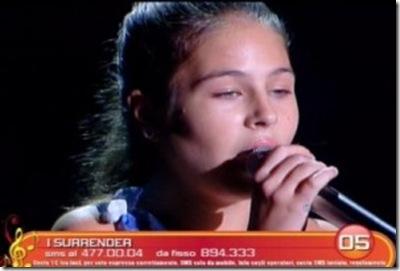 Andreea Olariu -io canto