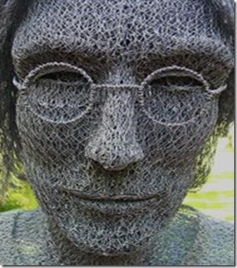 portret john lenon