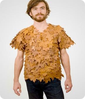 frunze toamna - tricou