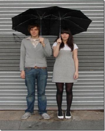umbrela tandem