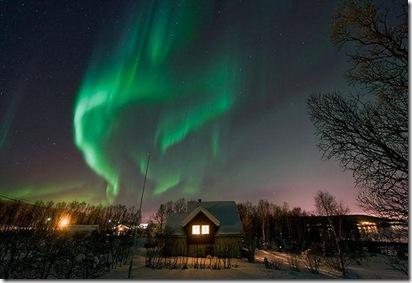 aurora boreala 2011