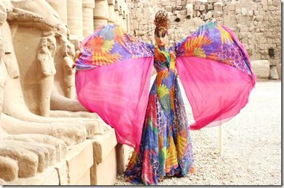 NEXT TOP Model by Catalin Botezatu- poze la templul karnak