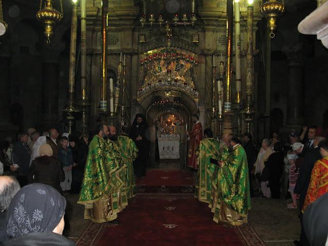 Wejście do Grobu Jezusa