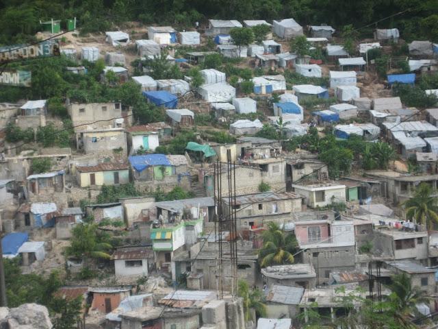 Na Haiti