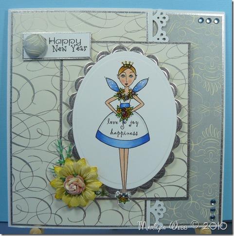 Fairy Bridesmaid