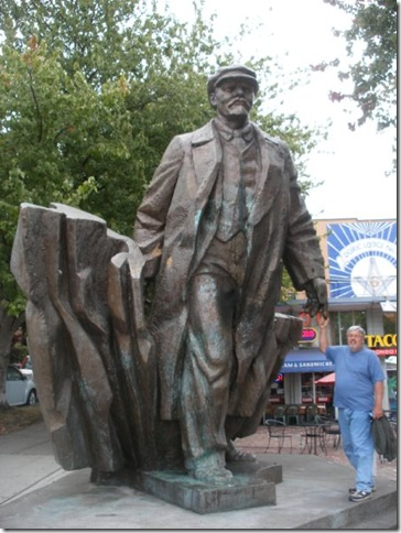 Lenin and me