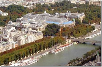 Paris- Grand Palais Overview