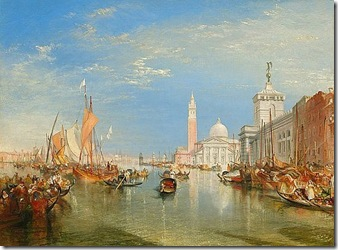 Turner- Venice